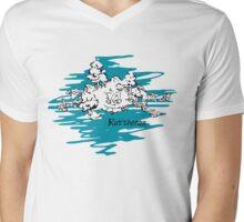 Rut'Theran Mens V-Neck T-Shirt
