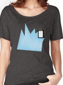 Iceberg Penguin Women's Relaxed Fit T-Shirt