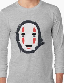 The Mask that Hides Long Sleeve T-Shirt