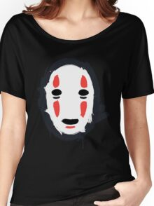 The Mask that Hides Women's Relaxed Fit T-Shirt