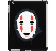 The Mask that Hides iPad Case/Skin