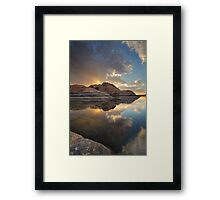 3 Not 4 Framed Print