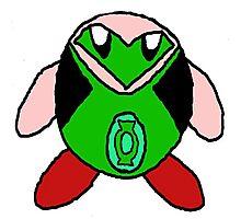The Green Lantern KIrby Photographic Print