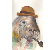 Manly Walrus  Photographic Print