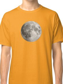 The Moon: Earth's Little Pet Classic T-Shirt