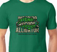 Interior Crocodile Alligator Unisex T-Shirt
