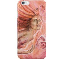 Goddess of Transformation iPhone Case/Skin