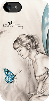 Whispering Wings by Michelle Tracey