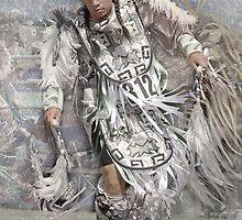 Native American Dancer by Dyle Warren