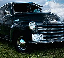 Chevy Panel Wagon by sundawg7