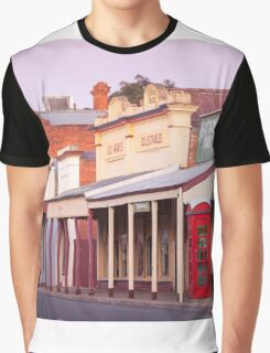 Chiltern Streetcape Graphic T-Shirt