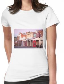 Chiltern Streetcape Womens Fitted T-Shirt