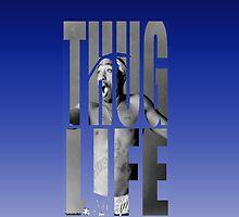 Tupac by RickyRozay