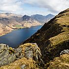 Wast Water & Whin Rigg by David Lewins LRPS