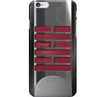 Storm Shadow's Katana 4 iPhone Case/Skin