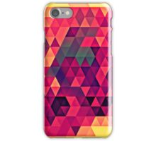 Triangle Abstraction iPhone Case/Skin