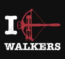 I Crossbow Walkers T-Shirt