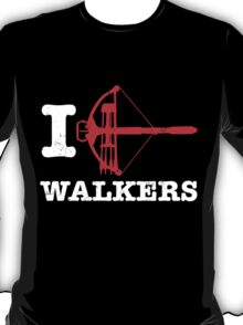 I Crossbow Walkers T-Shirt