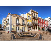 City Of Faro Photographic Print