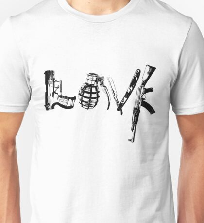 Fight for Love Unisex T-Shirt
