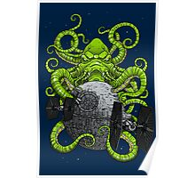 Cthulhu Strikes Back Poster