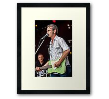 Chris Russell @ Deni  Framed Print