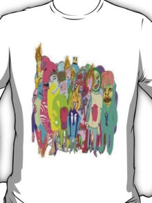 Foster the People Torches Fan Art T-Shirt