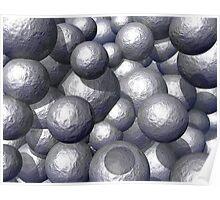 Heavy Metal Spheres Poster