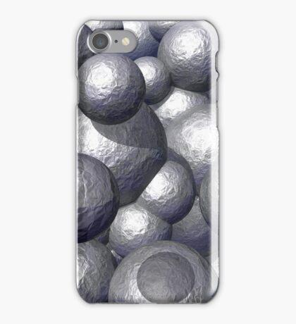 Heavy Metal Spheres iPhone Case/Skin