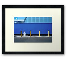 Forest Hill: The Happiest Place on Earth Framed Print