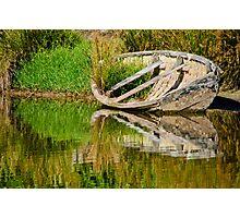 Sunken treasure Photographic Print