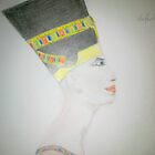 Nefertiti by pennycrayon