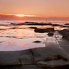 Point Cartwight - Caloundra Qld Australia by Beth  Wode