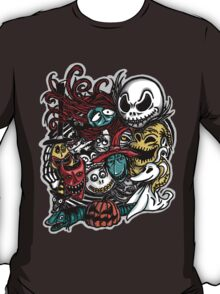Nightmarish Characters T-Shirt