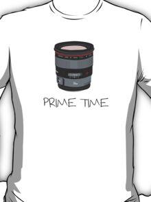 Prime Time Lens T-Shirt (light) T-Shirt