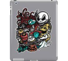 Nightmarish Characters iPad Case/Skin