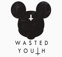 Wasted youth mickey invert cross by changetheworld