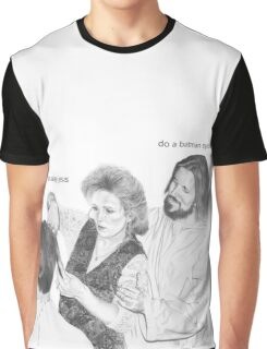 Typical Jesus Graphic T-Shirt
