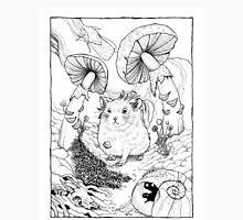 Hamster In Wonderland Unisex T-Shirt
