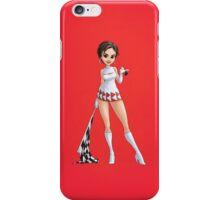Reiko Nagase Ridge Racer iPhone Case/Skin