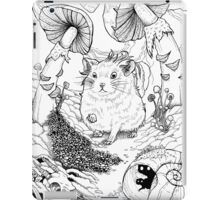 Hamster In Wonderland iPad Case/Skin