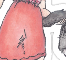Little Fur Sticker