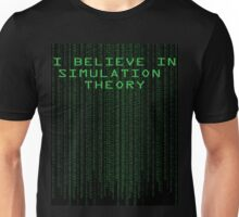Simulation Theory Unisex T-Shirt