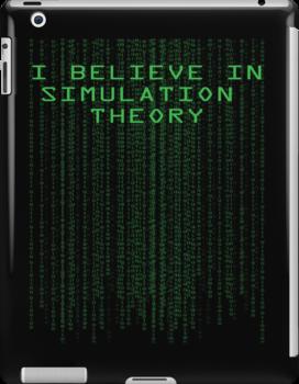 Simulation Theory by artpirate