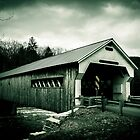 Covered Bridge by Claudia Sims