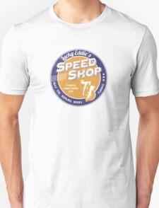 Vintage Garage Sign Unisex T-Shirt