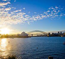 Sydney - Australia by Llewellyn Cass