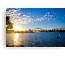 Sydney - Australia Canvas Print