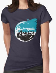 FELLOWSHIP OF THE FANTASY Womens Fitted T-Shirt