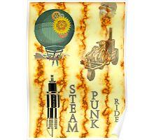 Steampunk Ride Poster